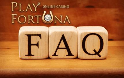 Помощь игрокам Play Fortuna