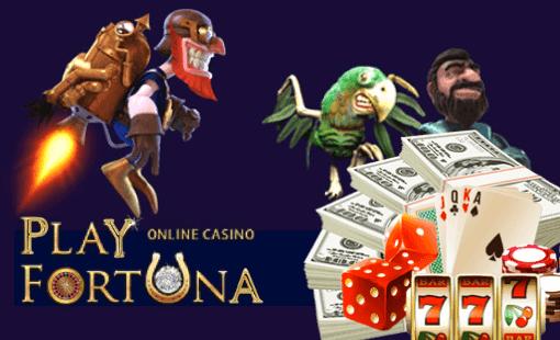 вывод средств с казино Play Fortuna